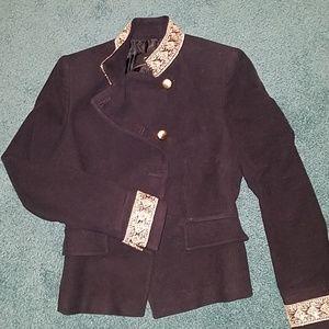 ZARA Detailed Blazer